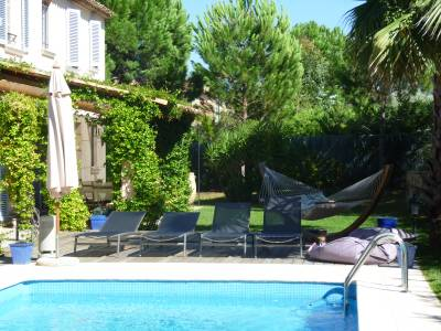 Villa Bestagne Sleeps: 8 Beds: 4 Baths: 4