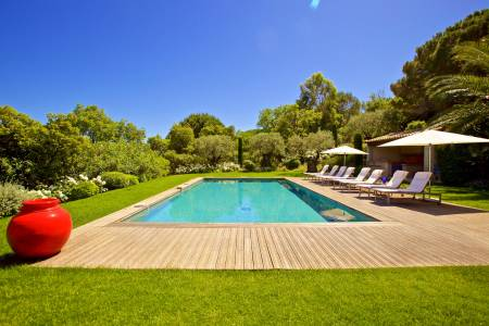 Vacation Rentals at Villa Les Maures