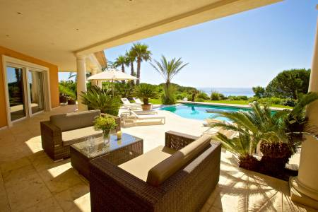 Vacation Rentals at Villa Amandier