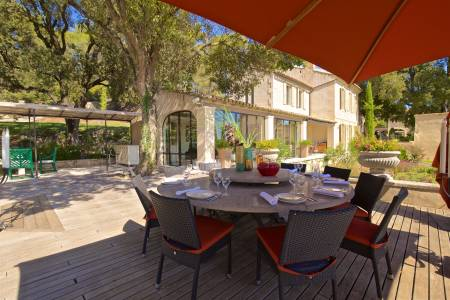 Vacation Rentals at Mas des Costes 6