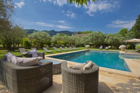 Vacation Rentals at Mas des Anges