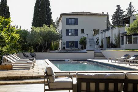 Vacation Rentals at Bastide du Tholonet